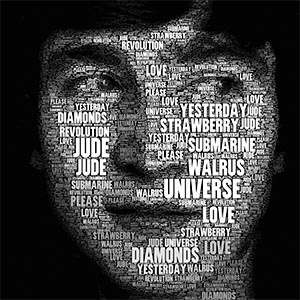 John Lennon Canvas Art Prints
