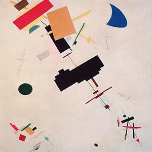 Kazimir Severinovich Malevich Canvas Wall Art