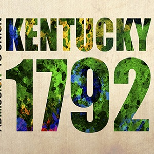 Kentucky Canvas Art Prints