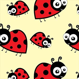 Kids Bug & Insect Art Canvas Art
