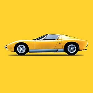 Lamborghini Canvas Art
