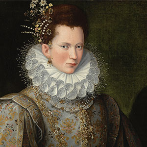 Lavinia Fontana Canvas Art Prints