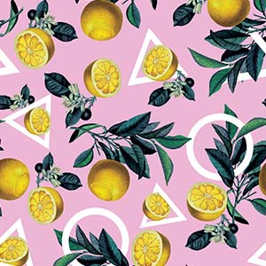 Lemons & Limes Canvas Art Prints