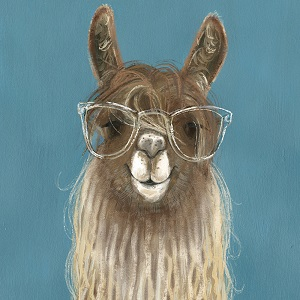 Llamas Canvas Prints