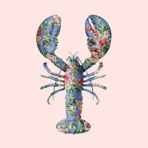Lobsters Canvas Artwork