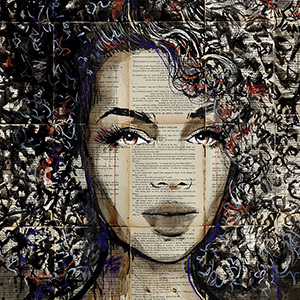 Loui Jover Canvas Art Prints