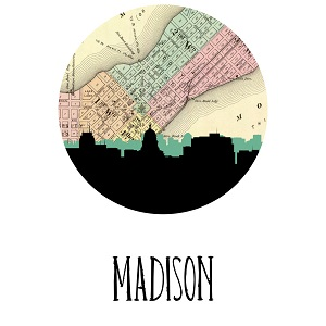 Madison Canvas Prints