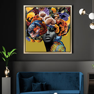 extra large paintings giclee art print Etsy wall decor vertical artwork abstracts Wall art abstract canvas art prints oversized modern art