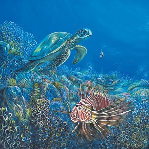 Marine Life Art Prints