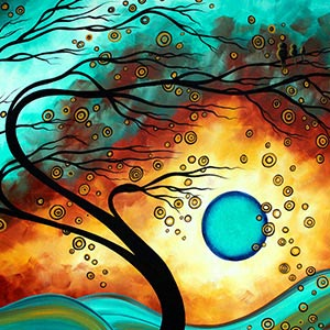 Megan Duncanson Canvas Art Prints