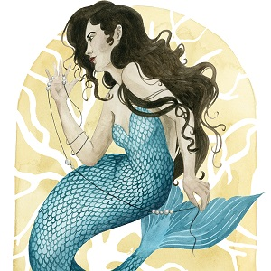 Mermaids Canvas Art
