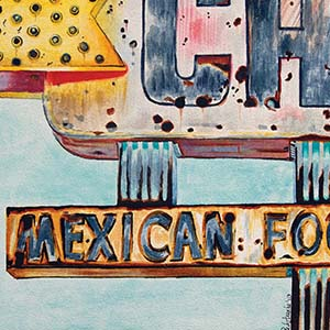 Mexican Cuisine Canvas Art Prints