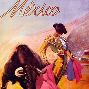 Mexico Canvas Art Prints