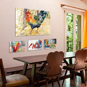 Mi Cocina Canvas Art Prints