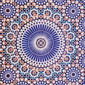 Middle Eastern Décor Canvas Wall Art