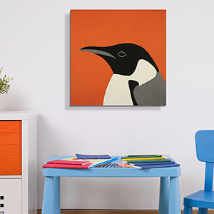 Minimalist Kids Art Art Prints