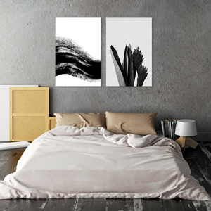 Canvas Artwork For Bedroom Icanvas