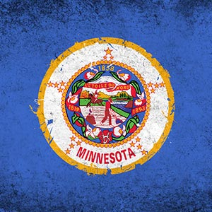 Minnesota Canvas Art Prints
