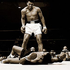 Muhammad Ali Collection Canvas Prints