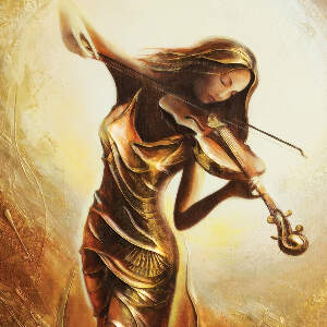 Musicians Canvas Art