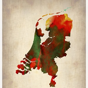 Netherlands Canvas Prints