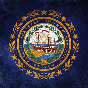 New Hampshire Canvas Art