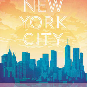 New York City Travel Posters Art Prints