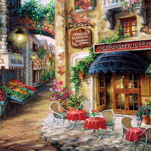 Nicky Boehme Canvas Art Prints
