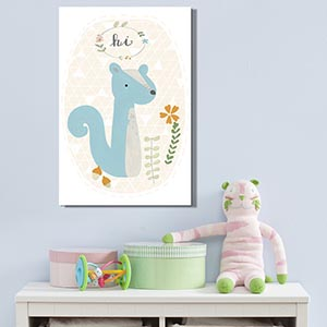 Nursery (0-4 yrs old) Art Prints