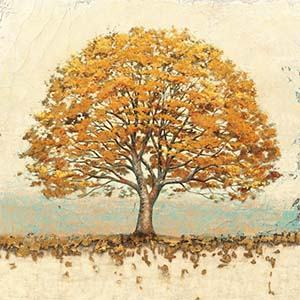 Oak Trees Canvas Art Prints