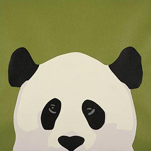 Pandas Canvas Wall Art
