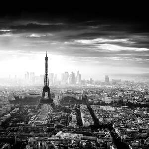 Paris Photography Canvas Prints