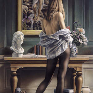 Paul Kelley Canvas Art