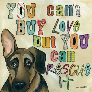 Pet Adoption & Fostering Canvas Artwork