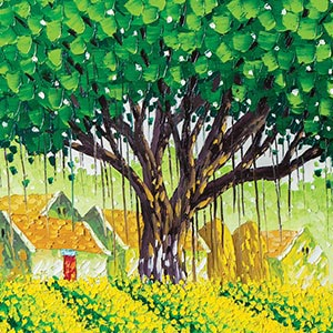 Phan Thu Trang Canvas Wall Art