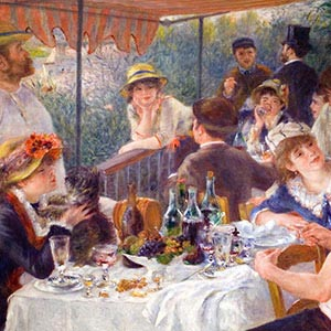 Pierre Auguste Renoir Art Prints