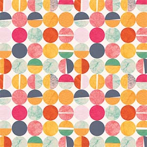 Polka Dot Art Prints