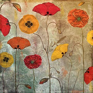 Poppies Canvas Art Prints