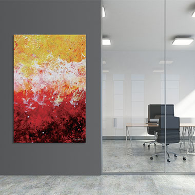 Professional Spaces Canvas Wall Art