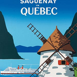 Quebec Canvas Art Prints