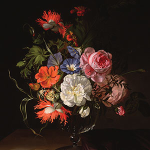 Rachel Ruysch Canvas Art