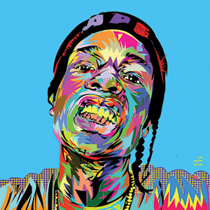 Rap & Hip-Hop Canvas Prints
