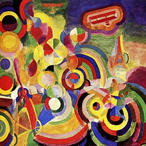 Robert Delaunay Canvas Art