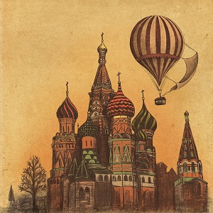 Russia Art Prints