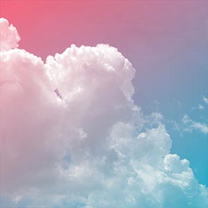 Clouds Canvas Art