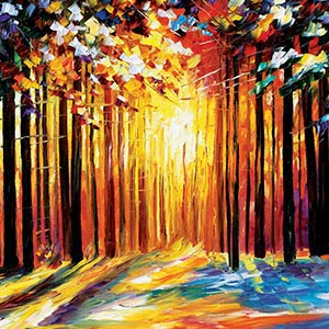 Forests Canvas Art Prints