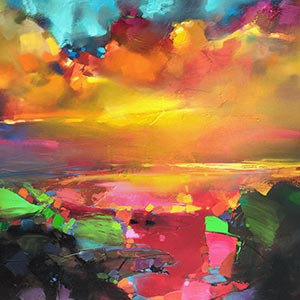 Scott Naismith Canvas Artwork