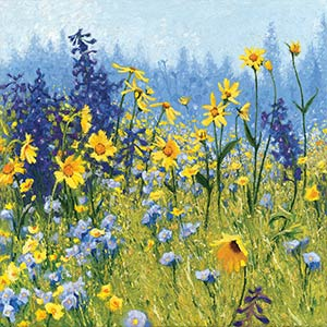 Spring Canvas Prints