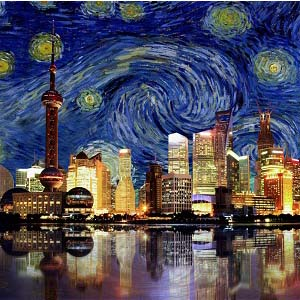 Shanghai Canvas Art