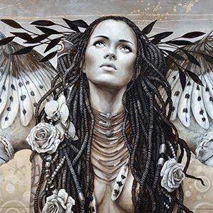 Sophie Wilkins Canvas Artwork